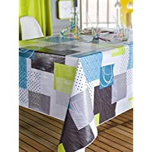 Calitex Colors Graphic Mantel de hule rectangular PVC 200x 140cm), multicolor