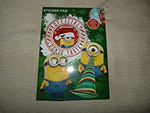 Anker Despicable Me Navidad Adhesivo Pad, de plástico