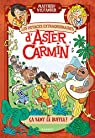 Les voyages extraordinaires d'Aster Carmin - Ça sent le buffle par Sylvander