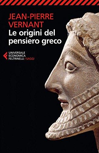 Le origini del pensiero greco (Italian Edition) Greco Jeans