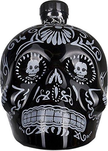 Kah Skull Anejo Tequila