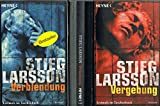 Verdammnis / Verblendung / Vergebung (3 Romane) - Stieg Larsson