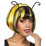 Wunderschöne Bienen Perücke für Damen - Einheitsgröße