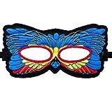 Dreamy Dress-ups Mascara Pajaro Multicolor Pajaro Escribano