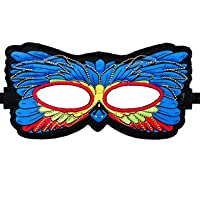 Dreamy Dress-ups Mascara Pajaro Multicolor Pajaro Escribano