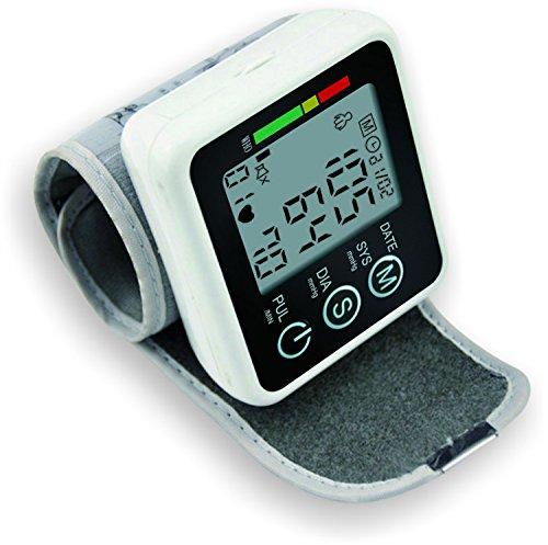 Professionelle elektrische Handgelenk-Blutdruck Gro?e Cuff Einstellen der Bildschirm meisten Handgelenkgr??en zu passen (Lcd-handgelenk-blutdruck-monitor)