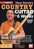 Steve Trovato's Country Guitar in 6 Weeks Week 1