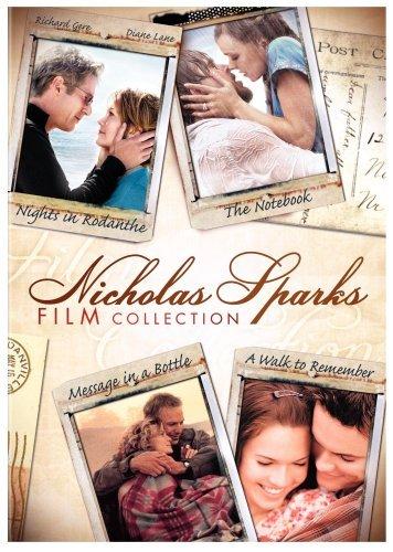 Nicholas Sparks Film Collection [DVD] [2009] [Region 1] [US Import] [NTSC] (Nicholas Sparks-film-dvd)