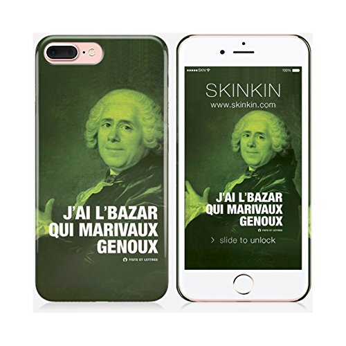 iPhone SE Case, Cover, Guscio Protettivo - Original Design : iPhone 7 case Plus