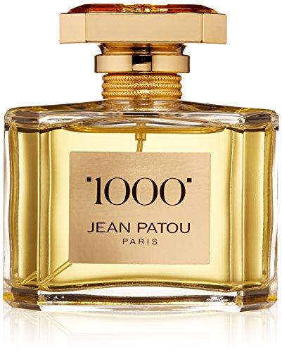 JEAN PATOU 1000 EDT Vapo 75 ml, 1er Pack (1 x 75 ml) (1000 Patou)