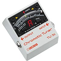 BOSS TU3S Chromatic Tuner accordatore a pedale