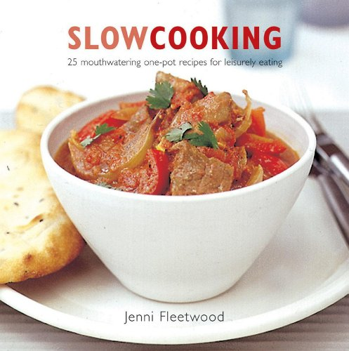 Slow Cooking: In Crockpot