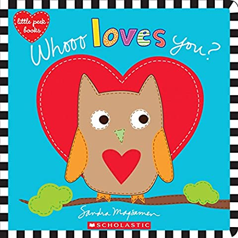 WHOOO LOVES YOU (Made with Love)