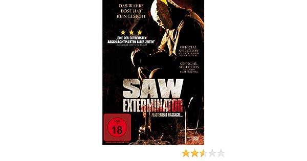 Sale Blu Di Persia Wikipedia : Saw exterminator: amazon.de: kathryn merry josh macuga ernest