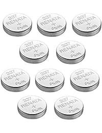 Renata 10 x 337 o SR416SW reloj batería óxido de plata hecho suizo 1.5 V