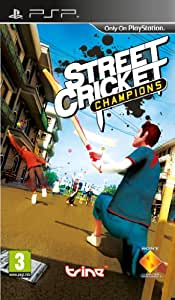 Street Cricket Champions (PSP)
