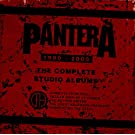 The Complete Studio Albums 1990-2000 (Coffret)