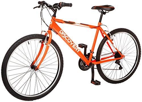Discovery DP069 - Bicicleta Montaña Mountainbike B.T.T. 26'. Cambio fricción 18 Velocidades. para Hombre, Color Naranja