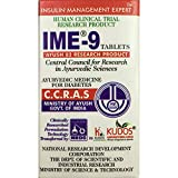 #2: Kudos IME-9 Diabetes Tablet 60 Tablets Pack of 3