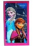 Unbekannt Badetuch -  Frozen  - die Eiskönigin - Disney - 70 cm * 140 cm Handtuch - Strandtuch - 100 % Baumwolle - Mädchen 70x140 für Kinder - Erwachsene Badehandtuch..