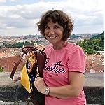 Hands-free Handbag Yellow Brown - handmade-bags