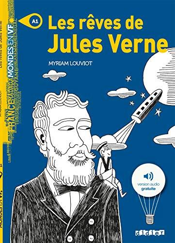Les rêves de Jules Verne - Ebook (Mondes en VF Niveau A1) (French ...