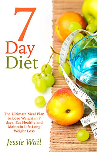 7 Day Diet The Ultimate Meal Plan To Lose Weight In 7 Days Eat
