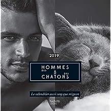Calendrier des Hommes et des chatons 2019