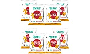 Timios Banana And Honey Stars | Healthy Snack for Kids | Natural Energy Food Product for Toddlers | Nutritious and Ready to Eat for Children 2+ Years Pack of 8