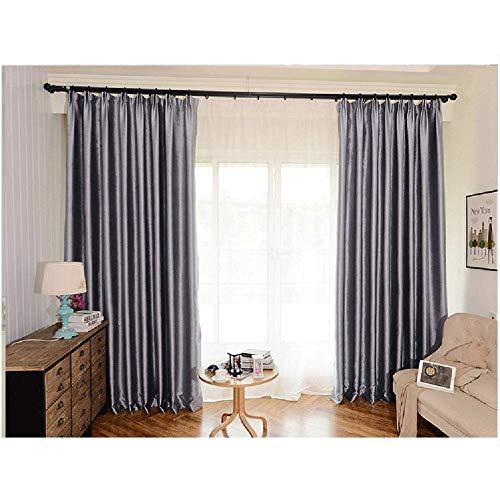 Be&xn 99% blackout tenda termica coibentato con ganci tende camera tende oscuranti 1 pannello per camera da letto living