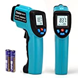 Laser Infrarot Thermometer, Peralng® Infrarot Digital Thermomete Berührungslose Thermometer IR Infrarot Digital Temperatur Messgerät Infrarotmesspistole LCD Digitalanzeige