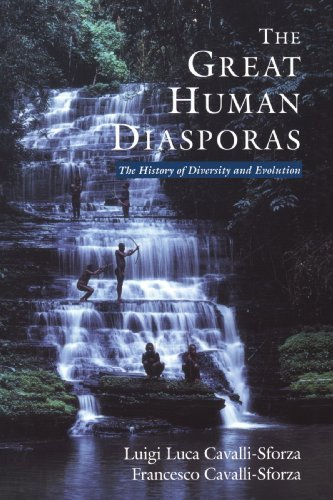 The Great Human Diasporas: The History Of Diversity and Evolution by Luigi Luca Cavalli-Sforza (1996-11-06)