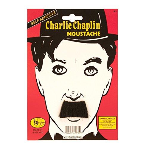 Chaplin Moustache (accesorio de disfraz)