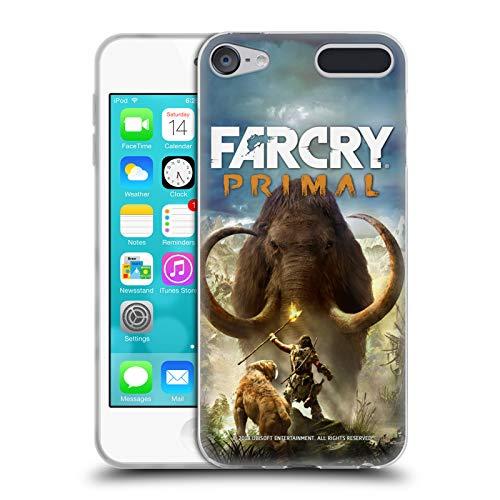 Head Case Designs Offizielle Far Cry Pack Shot Urspruengliche Schluessel Kunst Soft Gel Hülle für Apple iPod Touch 6G 6th Gen Pac Ipod