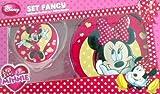 Disney Minnie–Set Fancie–Nachtlicht + Sparschwein