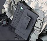Nokia Lumia Icon 929/930 Hülle, Cocomii Robot Armor NEW [Heavy Duty] Premium Belt Clip Holster Kickstand Shockproof Hard Bumper Shell [Military Defender] Full Body Dual Layer Rugged Cover Case Schutzhülle (R.Black)