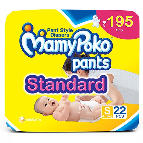 Mamy Poko Pants Standard Pant Style Diapers