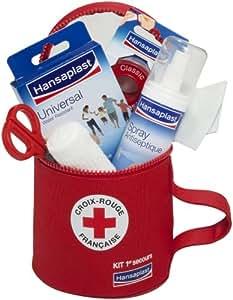 Hansaplast Trousse Premier Secours Croix Rouge