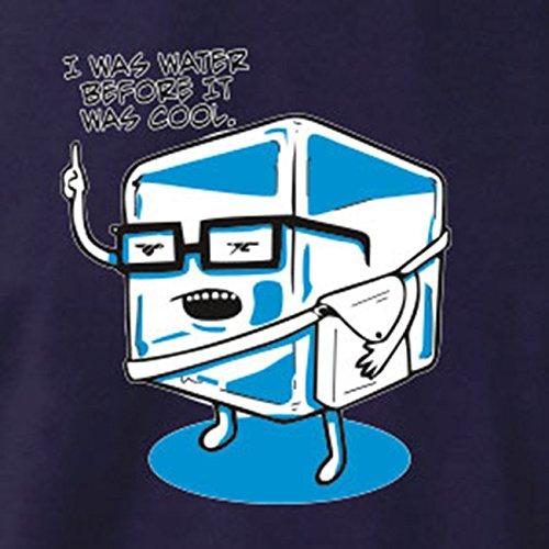 TEXLAB - Hipster Cube - Herren T-Shirt Schwarz