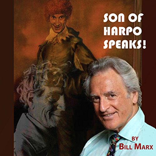 Son of Harpo Speaks!  Audiolibri