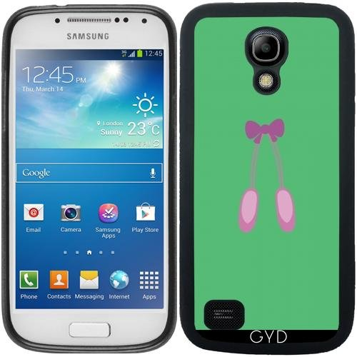 SilikonHülle für Samsung Galaxy S4 Mini (GT-I9195) - Ballerina Schuhe by ilovecotton