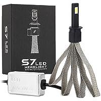 PoalrLander 2 * 30W 3200lm H1 S7 coche LED de bulbo de la linterna LED de luz de la cabeza