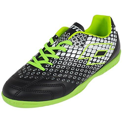 Lotto - Spider 700 jr indoor - Chaussures football en salle indoor