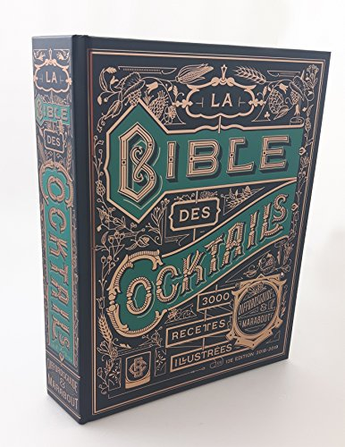 La bible des 3000 cocktails par Simon Difford