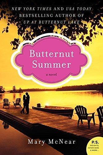 Butternut Summer: A Novel (The Butternut Lake Trilogy) by Mary McNear (2014-08-12)