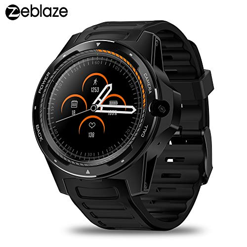 Zeblaze THOR 5 Smartwatch Wear OS di Android, Fashion Smart Watch,1.39'...