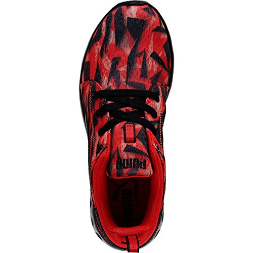 Puma - - Unisex-Erwachsene Carson Runner Schuhe High Risk Red/Black TD6UNEYg7w