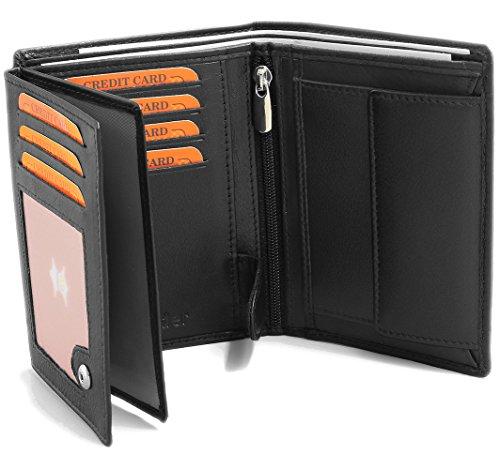 Geldbörse aus echtem Leder von Fa.Volmer Phoenix 3