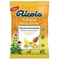 RICOLA m.Z.Beutel Echinacea Honig Zitrone Bonbons 75 g Bonbons preisvergleich bei billige-tabletten.eu
