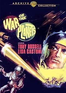 War of the Planets [DVD] [1966] [Region 1] [US Import] [NTSC]